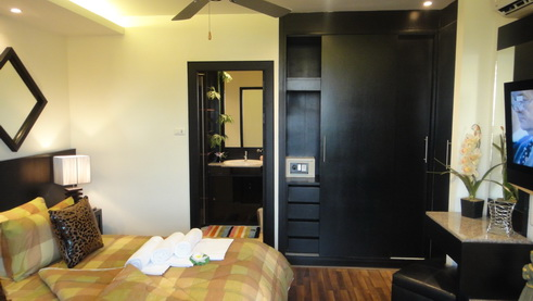 Luxuri s ausgestattete 3 zimmer wohnung in pattaya for 3 zimmer wohnung darmstadt